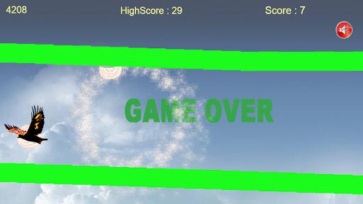 無料街机Appの鳥のゲームフライ 記事Game