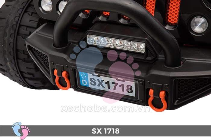 Xe ô tô điện trẻ em Jeep SX-1718 10