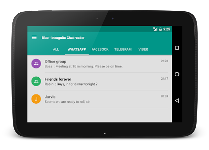 Hide Blue ticks, last seen & read deleted messages App Download For Android 6