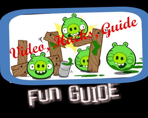 MT Guide Bad Piggies Hacks