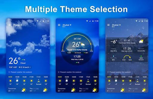 Weather Forecast 1.0.8.5 Screenshots 1