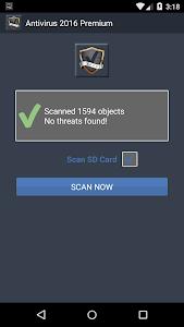 Antivirus 2016 Premium v1.6