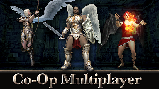 Angel Sword: 3D RPG 2.0.0 APK Mod for Android 3
