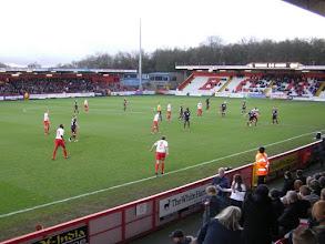 Photo: Stevenage FC - Crawley Town