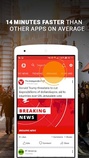 Breaking News Today  screenshots 4