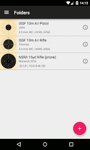 TargetScan ISSF Pistol & Rifle- screenshot thumbnail