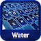 GO Keyboard Water 3.1 Apk
