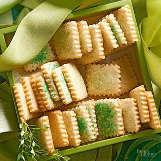 Christmas Thyme Cookies