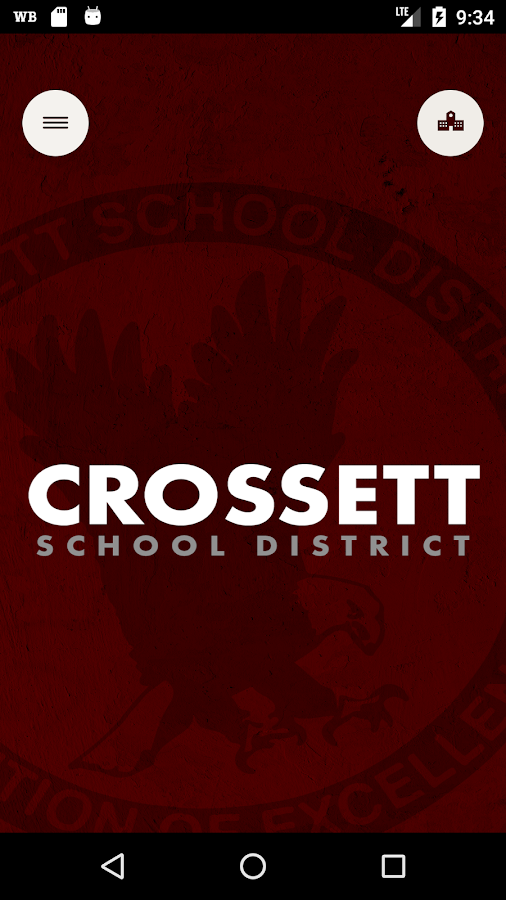 Crossett School District- screenshot