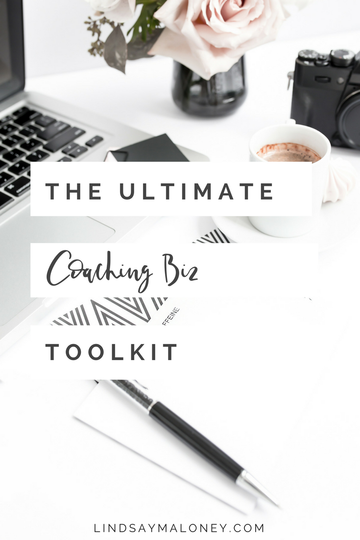 The Ultimate Coaching Biz Toolkit