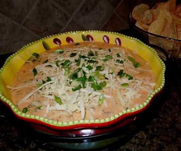 Mexican Fiesta Dip Recipe