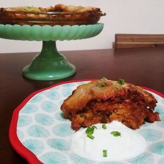 Amazing Tamale Pie Recipe
