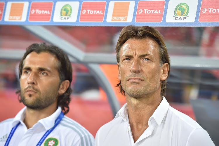 Hervé Renard annonce officiellement son départ du Maroc