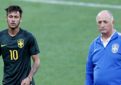 "Luis Felipe Scolari : ""Neymar n'égalera jamais Pelé ! """