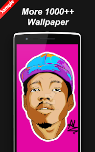 Chance The Rapper Wallpapers Art HD - Zaeni - náhled