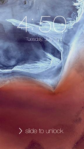 Lock Screen Nexus 6 Theme screenshot 7