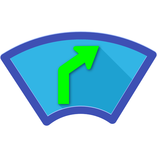 Head-Up HUD Navigation FREE 遊戲 App LOGO-硬是要APP
