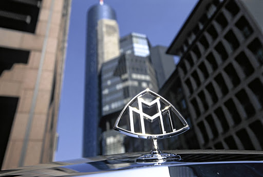 Maybach will launch its own take on the super-luxury SUV market. Picture: NEWSPRESS UK