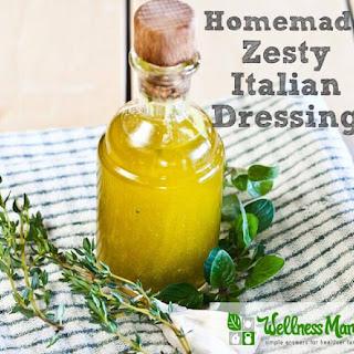 Zesty Italian Dressing.