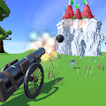 Cannons Evolved - Cannon & Ball Shooting Game APK