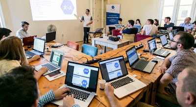 Atlas Networking | CP100A: Google Cloud Platform Fundamentals | 25 July, 2015 | Cluj Cowork