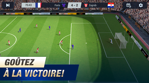 11x11: Football Manager  captures d'u00e9cran 2