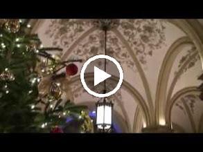Video: austria, travel, ferstel, palace, passage, vienna, wien