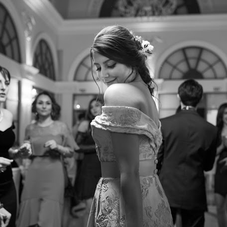 Wedding photographer Elnur Ashuroff (elnurashuroff). Photo of 24.02.2018