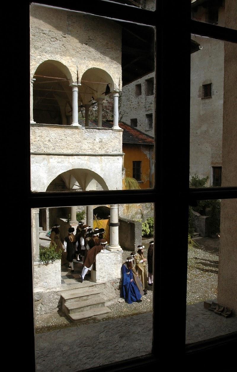 Costumi medievali al Castel Masegra di benny48