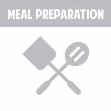 Specialized training in meal preparation.
