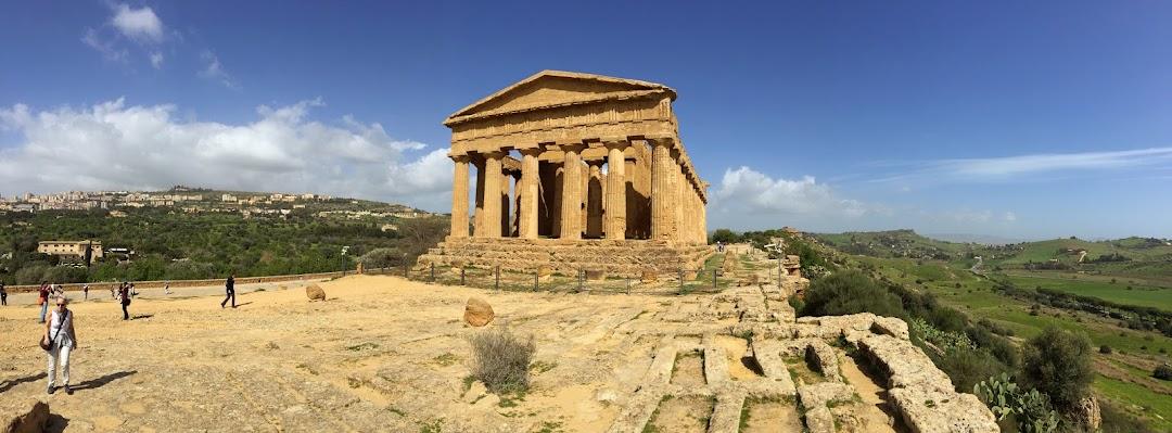 Агридженто, Долина Храмов - Сицилия за 1 неделю