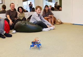 Photo: Напечатанный робот
