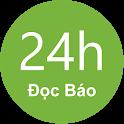Tin Nhanh - Đọc Báo, Tin Tức 24h icon