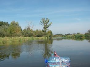Photo: płynę Bugiem pod prąd