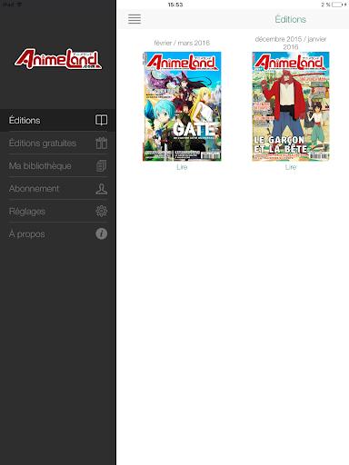 Animeland Magazine