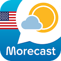 Morecast USA Weather & Radar icon