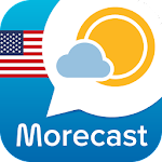 Morecast USA Weather & Radar 3.9.1 (Premium)