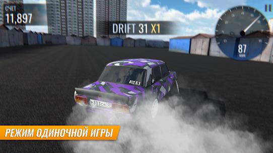 Russian Car Drift 10