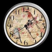 Retro Style Wall Clock LWP