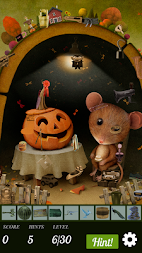 Hidden Object Halloween - Pumpkin Party APK screenshot thumbnail 4