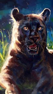 Panther tapety: pozadí hd - náhled