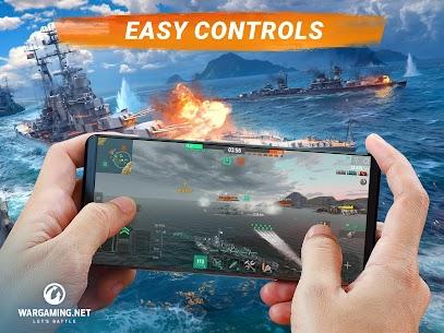 World of Warships Blitz: Gunship Action War Game 7
