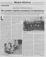 Photo: 2010-12-10 Courrier Français JSP en formation
