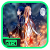 Kirito and Asuna Wallpaper HD APK