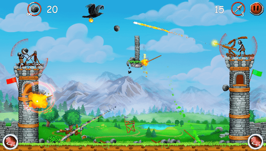 The Catapult 2 2.0.8 Apk  MOD (Unlimited Coins) для Android 6
