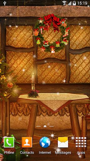 玩個人化App|圣诞节前夕動態壁紙免費|APP試玩