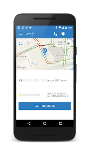 Drivify- Car Drivers on Demand- screenshot thumbnail
