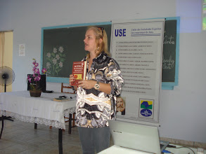 Photo: Jane Maiolo - Diretora Doutrina da USE Jales