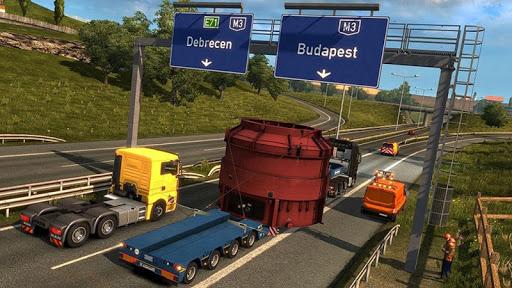Truck Real Super Speed u200bu200bSimulator New 2020 1.0 screenshots 11