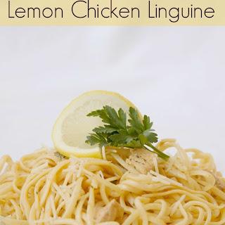 Beach Street Lemon Chicken Linguine